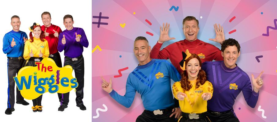 The Wiggles at FirstOntario Concert Hall