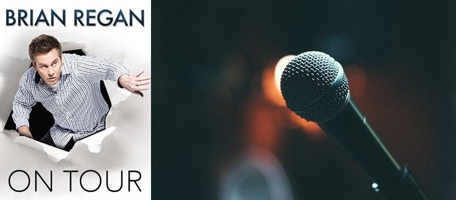 Brian Regan at FirstOntario Concert Hall