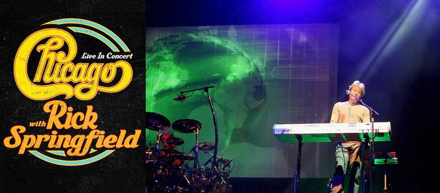 Chicago - The Band at FirstOntario Centre