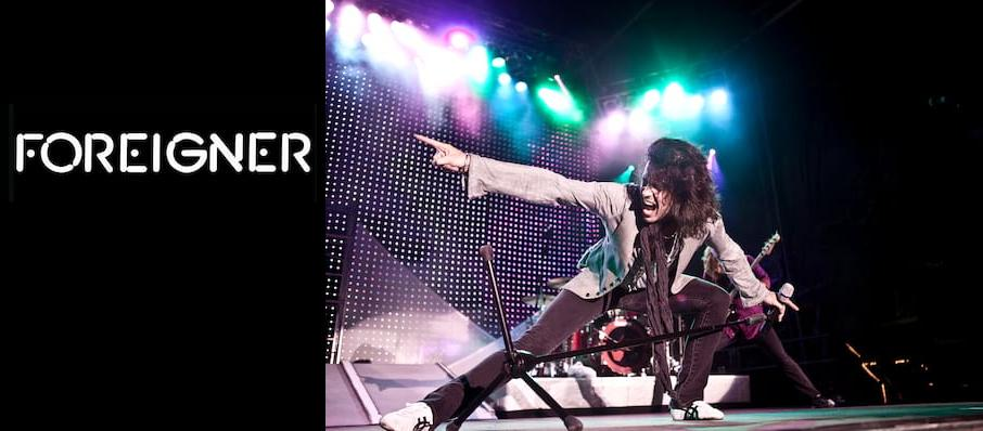 Foreigner at FirstOntario Concert Hall