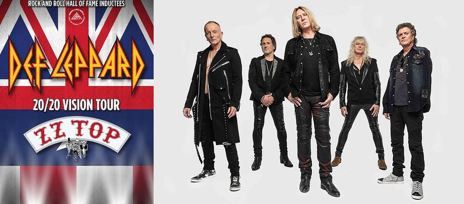 Def Leppard at FirstOntario Centre