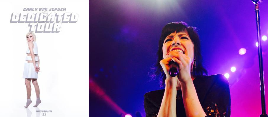 Carly Rae Jepsen at FirstOntario Concert Hall