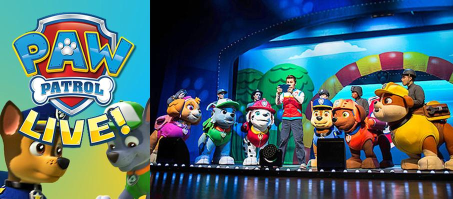 Paw Patrol at FirstOntario Concert Hall