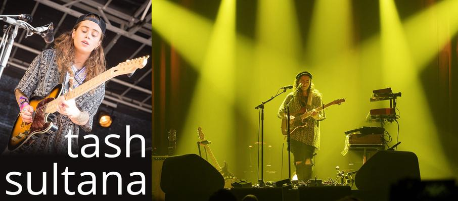 Tash Sultana at FirstOntario Concert Hall