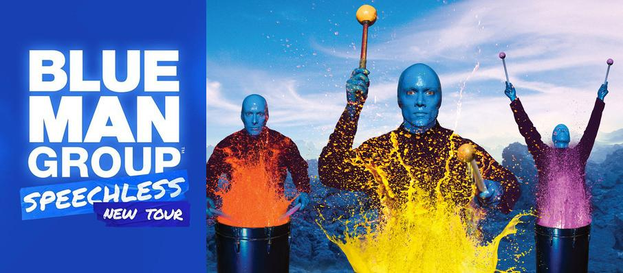 Blue Man Group at FirstOntario Centre
