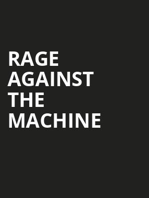 Rage Against The Machine Poster